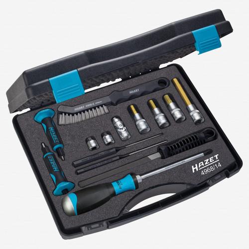 Hazet 4968/14 Universal brake tool set  - KC Tool
