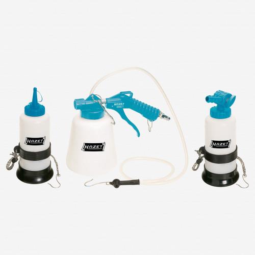 Hazet 4969-1/3 Pneumatic brake bleeding set  - KC Tool