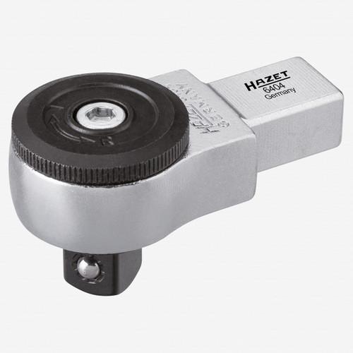 """Hazet 6404 Insert reversible ratchet 14x18mm 1/2"""" output - KC Tool"""