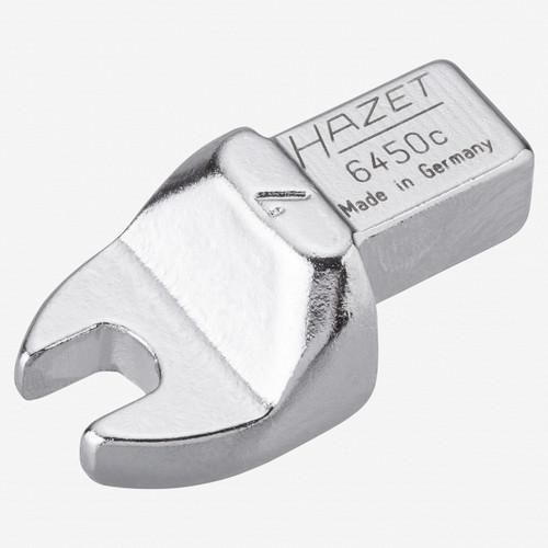 Hazet 6450C-7 Insert open-end wrench 9x12, 7mm - KC Tool
