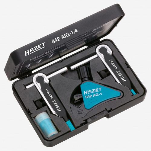 Hazet 842AIG-1/4 Universal thread repair tool set  - KC Tool