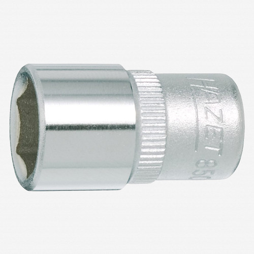 "Hazet 850-8 6-point socket 8mm x 1/4"" - KC Tool"