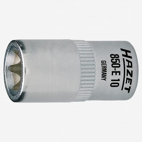 """Hazet 850-E12 Torx socket 1/4"""" E12 - KC Tool"""
