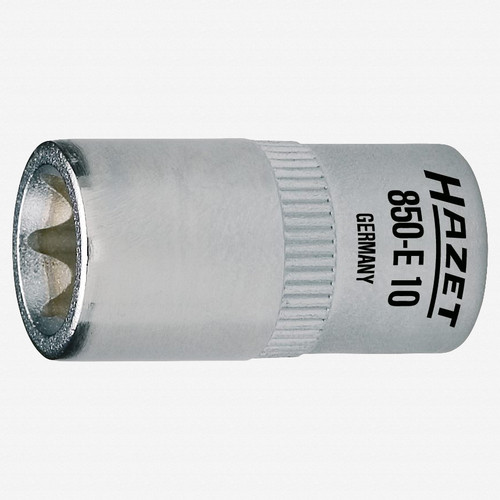 Hazet 850TZ-8 Timing Chain Cover Socket Size 8 12-Point 1//4