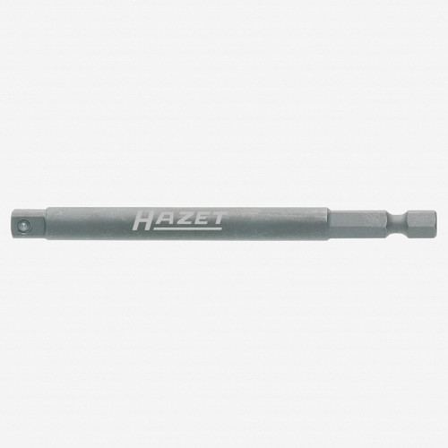 "Hazet 8508S-4 Impact/power screwdriver adaptor 1/4"", 100mm - KC Tool"