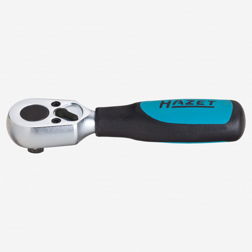 "Hazet 863K Reversible 1/4"" ratchet, short - KC Tool"
