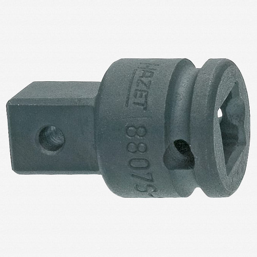 "Hazet 8807S-1 3/8"" to 1/2"" Impact adaptor  - KC Tool"