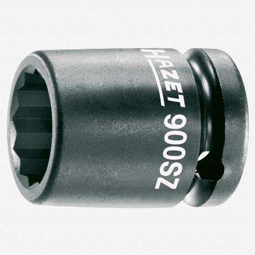 """Hazet 900SZ-34 Impact socket (12-point) 34mm x 1/2"""" - KC Tool"""