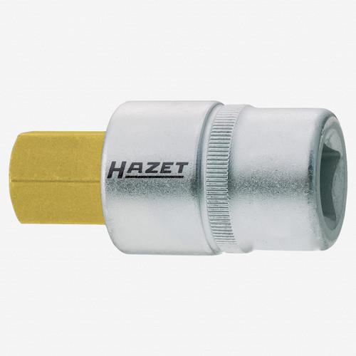 """Hazet 986-8 8mm Hex TiN Socket 1/2"""" - KC Tool"""