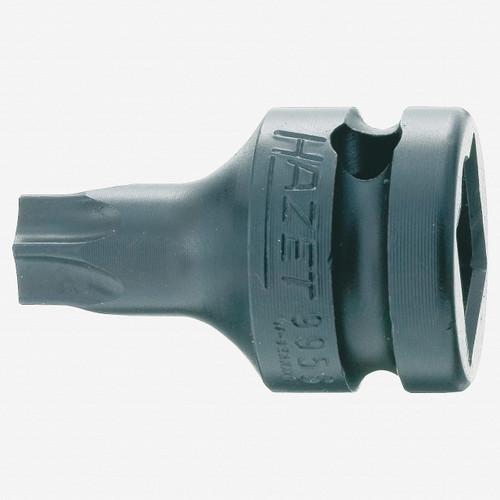 "Hazet 995S-T30 T30 Torx Impact Socket 1/2"" - KC Tool"