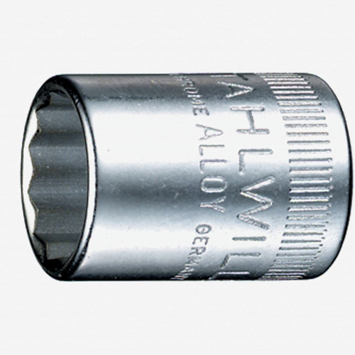 "Stahlwille 40D 12-pt 1/4"" Socket, 9 mm - KC Tool"
