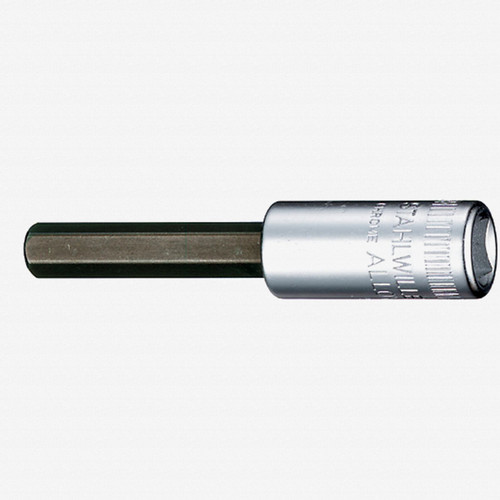 "Stahlwille 44 1/4"" Hex Socket, 4 mm - KC Tool"