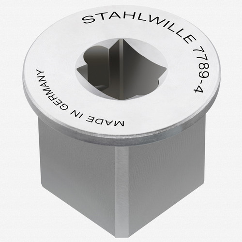 "Stahlwille 7789-4 1/4"" - 1/2"" Square drive adaptor - KC Tool"