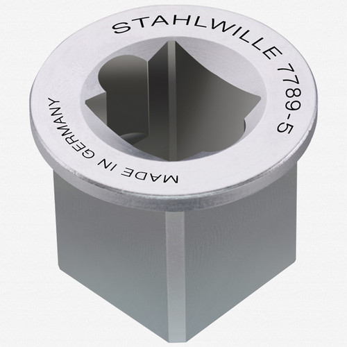 "Stahlwille 7789-5 3/8"" - 1/2"" Square drive adaptor - KC Tool"