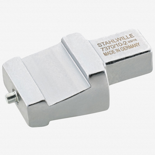 Stahlwille 7370/10-2 Adaptor, 7370/10-2 Insert adapter, external drive 9x12 mm - KC Tool