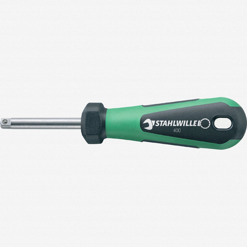 """Stahlwille 400 Drive handle, 1/4"""" - KC Tool"""