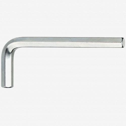 Stahlwille 10760CV 12 x 125mm Nickel Hex L-Key - KC Tool