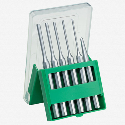 Stahlwille 105-8/6K Pin punch-center punch set - KC Tool