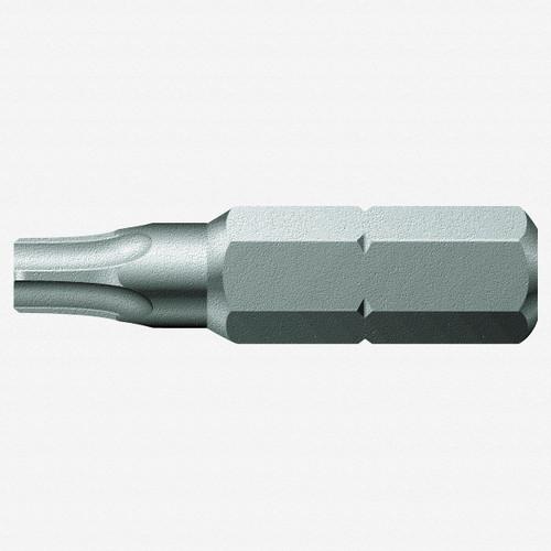 Wera 066495 T8 x 25mm Torx Bit - KC Tool