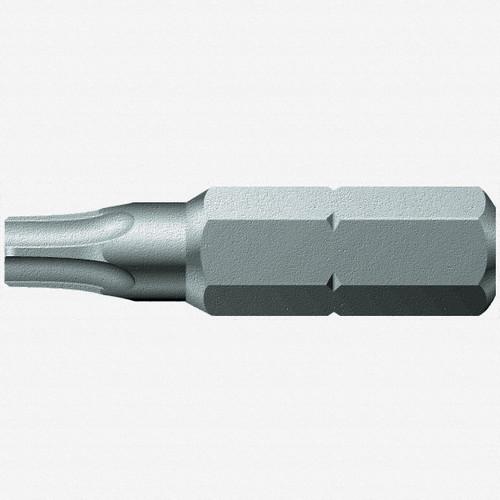 Wera 066607 #40 x 35mm Security Five Lobe Bit, Pentalobe - KC Tool