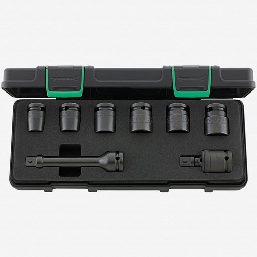 Stahlwille 50IMP/6/2 Impact Socket Set - KC Tool