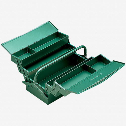 Stahlwille 83/09 Tool box, 5 trays - KC Tool