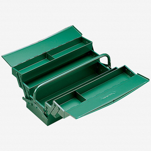 Stahlwille 446/08 Tool box, 5 trays - KC Tool