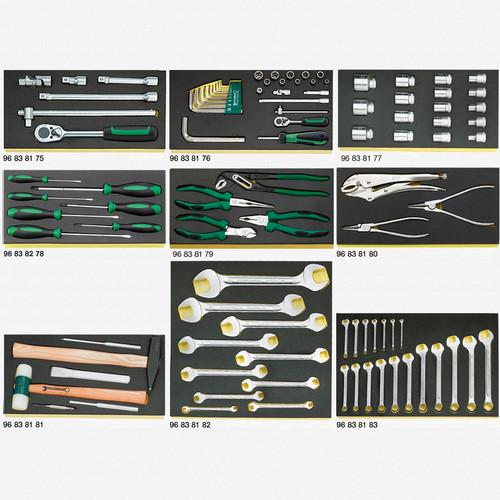 Stahlwille 806/9 TCS TCS tool set - KC Tool