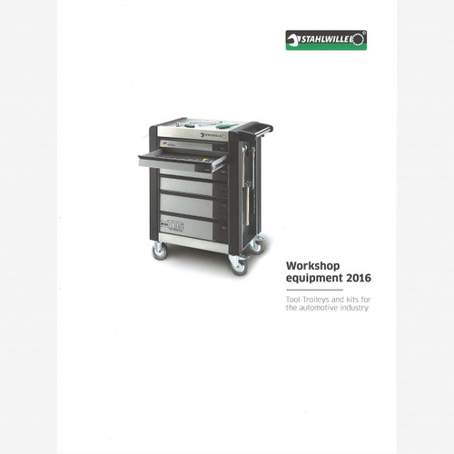 Stahlwille Workshop Equipment Supplemental Catalog 2016 - KC Tool
