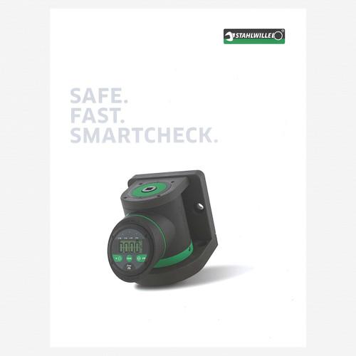 Stahlwille Smartcheck Tri-fold Brochure - KC Tool