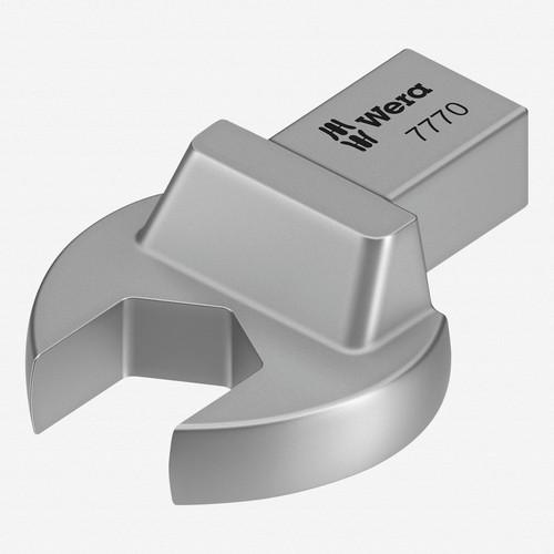 Wera 078607 7770 Open End Insert 9x12 mm, 14 mm - KC Tool