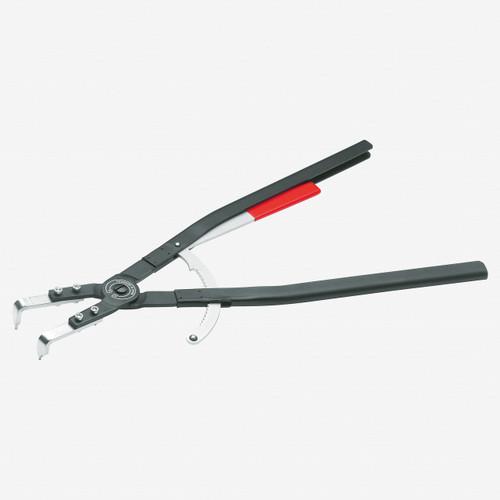 "NWS 178-11-I61 23.5"" Circlip Pliers - Atramentized - Plastic Grip - KC Tool"