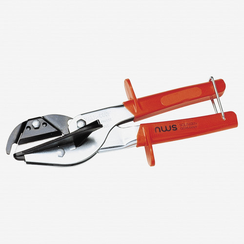 "NWS 395-240 9.75"" Multiple Angles Scissors - KC Tool"