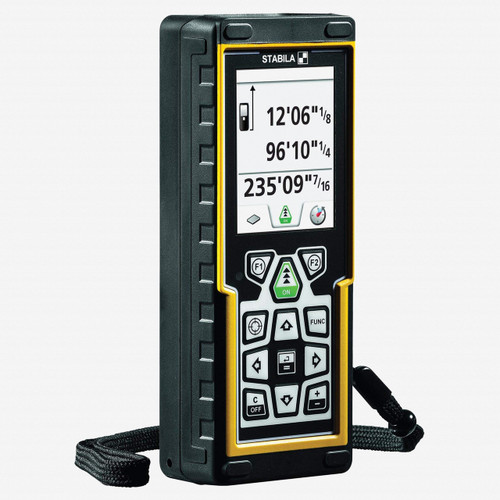 Stabila 06520 LD 520 660FT Video Laser Distance Measurer - KC Tool