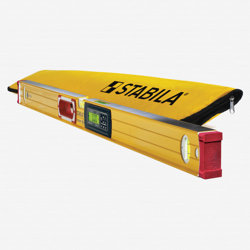 "Stabila 36548 Type 196-2 Digital TECH Level with Case, 48"" - KC Tool"