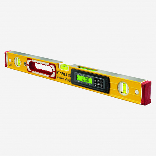 """Stabila 36540 Type 96M-2 Magnetic Digital TECH Level with case, 48"""" - KC Tool"""
