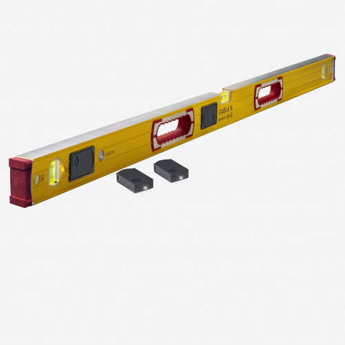 "Stabila 39340 Type 196-2 LED Lighted Level, 48"" - KC Tool"