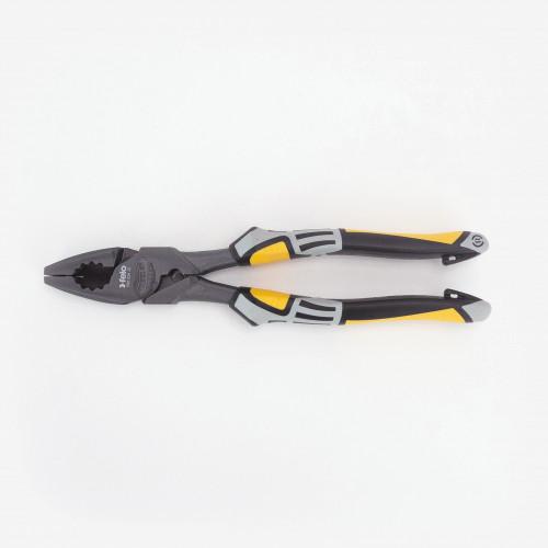 "Felo 63817 High Leverage Lineman's Pliers, 9.5"" - KC Tool"