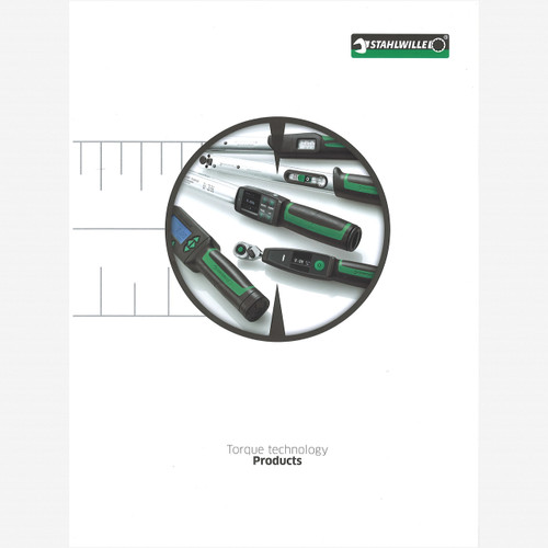 Stahlwille Torque Technology Products Catalog - KC Tool