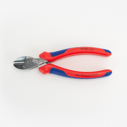 Knipex 73-05-160 X-cut Compact Diagonal Cutters - MultiGrip - KC Tool