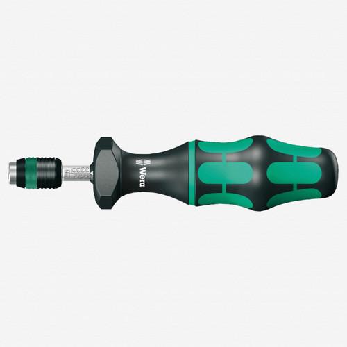 Wera 074710 2.5 - 11.5 in-lbs Adjustable Torque Screwdriver - KC Tool