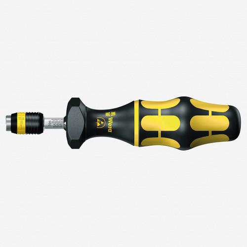 Wera 074730 ESD Safe Adjustable Torque Screwdriver 0.3 - 1.2Nm - KC Tool