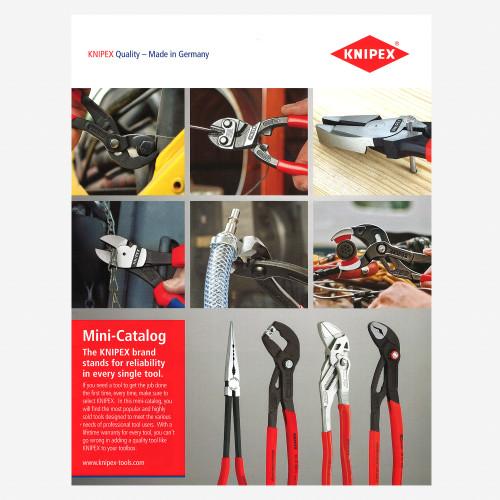 Knipex Mini-Catalog - US Version (2019) - KC Tool