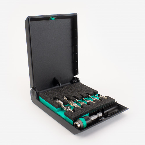Wera 104651 Set Combination Drill Bits Set - KC Tool