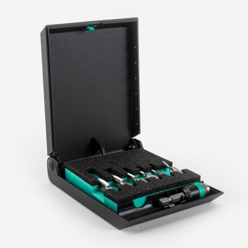 Wera 104654 Tap Bits Set - KC Tool