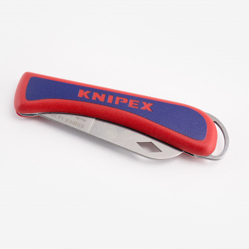 Knipex 16-20-50 Folding Electricians Knife - KC Tool