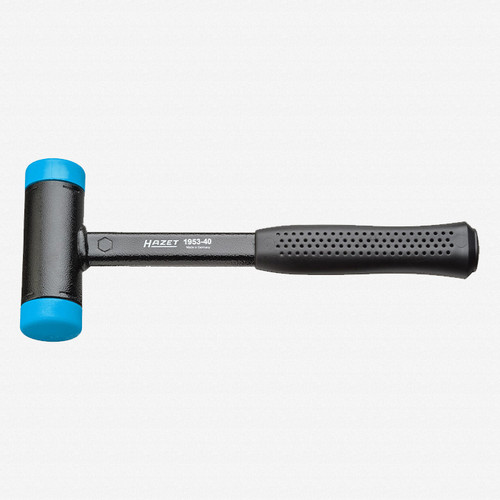 Hazet 1953N-40 Plastic Hammer, 40mm (HZ1953N-40) - KC Tool