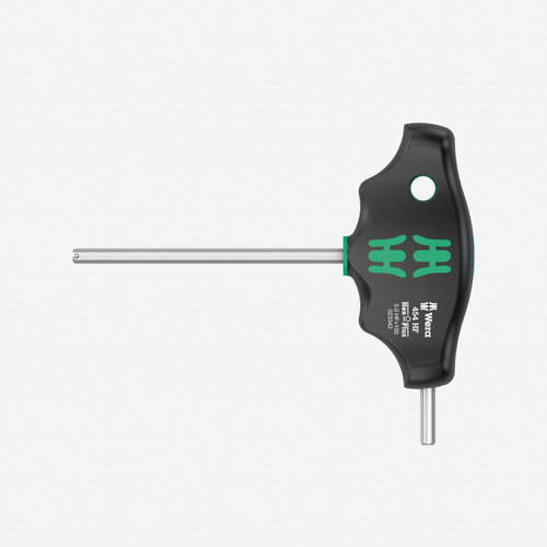 Wera 023342 Metric Hex-Plus T-handle with Holding Function, 5.0 x 100mm