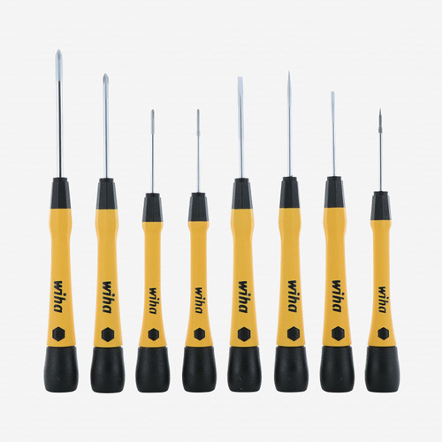 PICO ESD 8PC SET IN POUCH (27396) - KC Tool