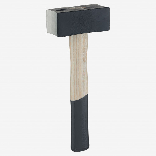 Picard 4.4  lb Embossing Hammer, with oval eye, with two - KC Tool